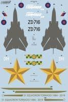 Xtradecal 1/32 RAF Panavia Tornado GR.4 # 32070